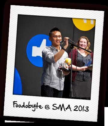 Foodobyte - SMA 2013
