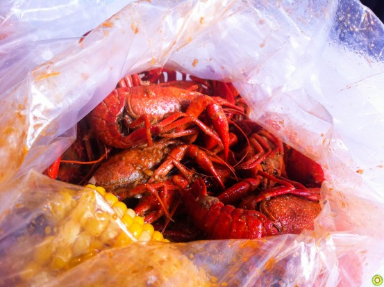 Crawfish Food Truck San Antonio