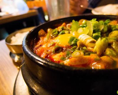 <strong>Ap Gu Jung:</strong> Korean Pancakes?!