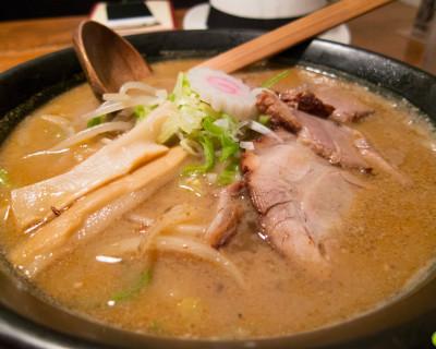 <strong>Ramen Sanpachi:</strong> Tonkotsu, Miso and Curry!