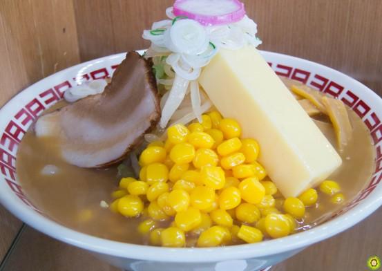 Ramen w/ Butter Stick