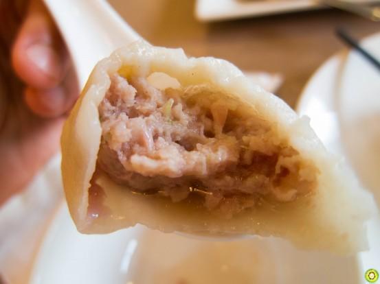 Shanghai Dumpling Inside