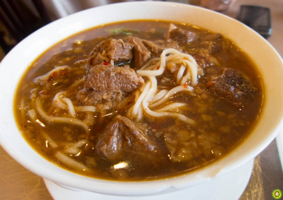 Great Wall Beef Noodle