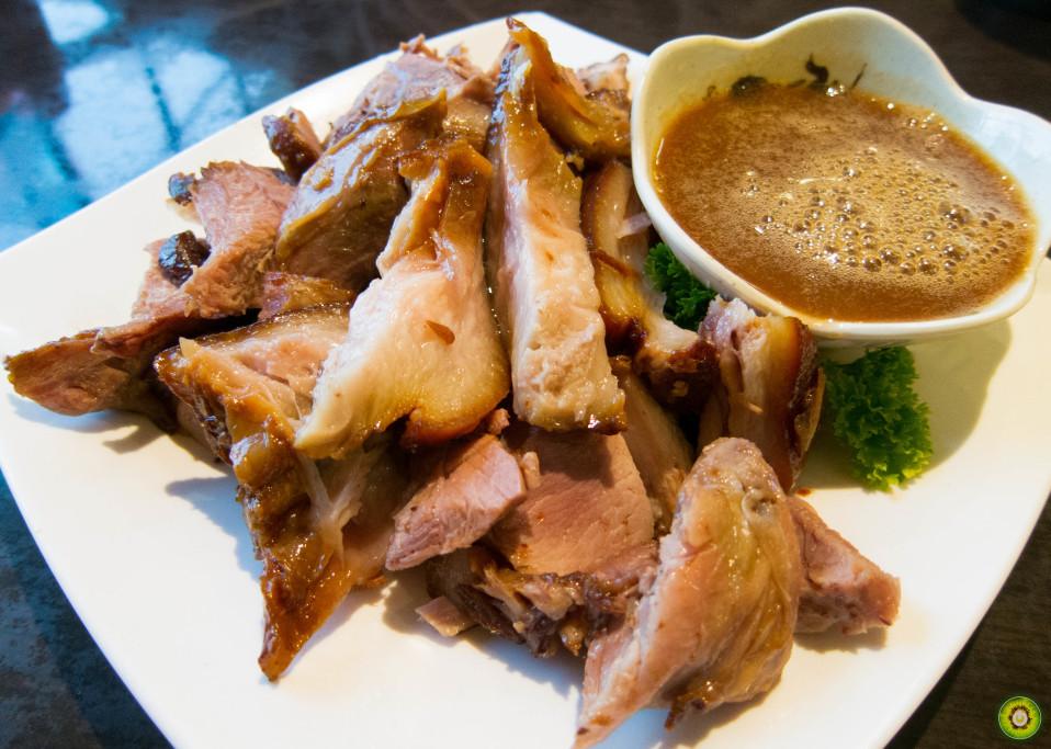 Wan Luan Pork Hock
