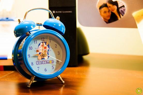 Ding Dong Alarm Clock