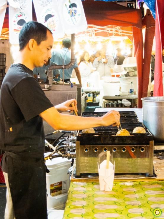 Cooking Up Bakudanyaki