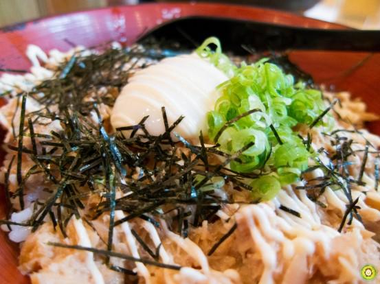 Tuna Mayo Don Upclose