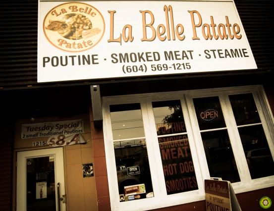 La Belle Patate