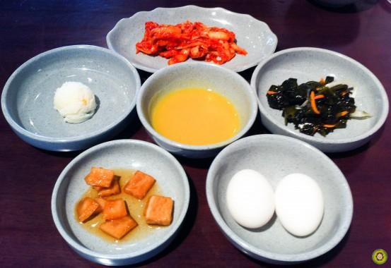 Korean Appetizers