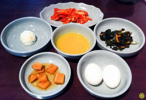 Korean Appetizers