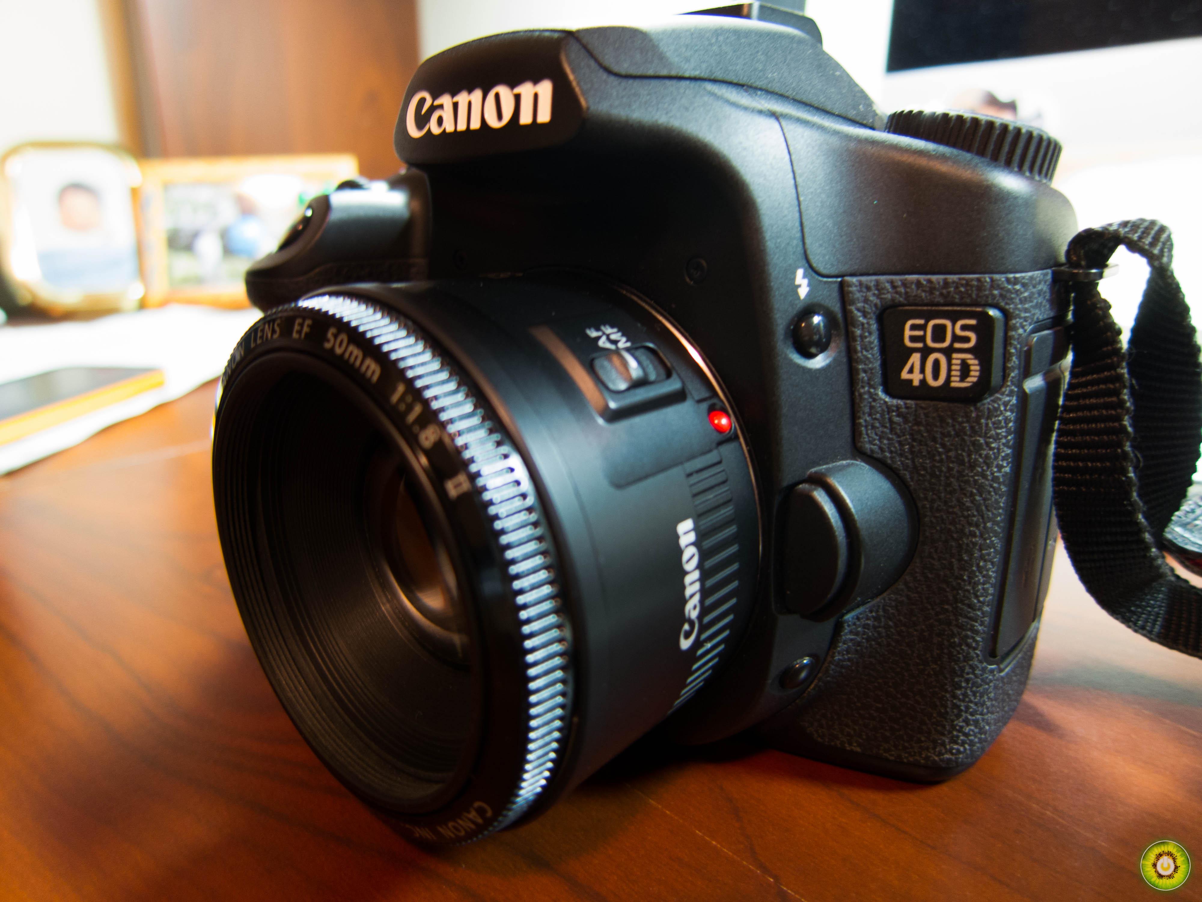 Canon EF 50mm f/1.8 II - Teleobiettivo medio e standard ...