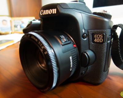 My New Lens:  Canon EF 50mm f/1.8 II
