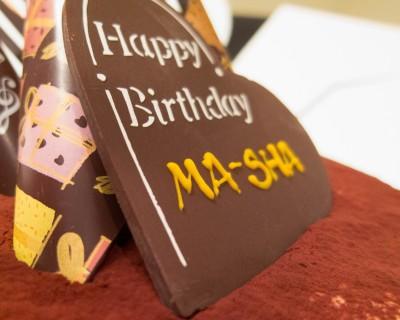 <strong>Michele Cake Shop:</strong> Mom&#8217;s Birthday Tiramisu! :)