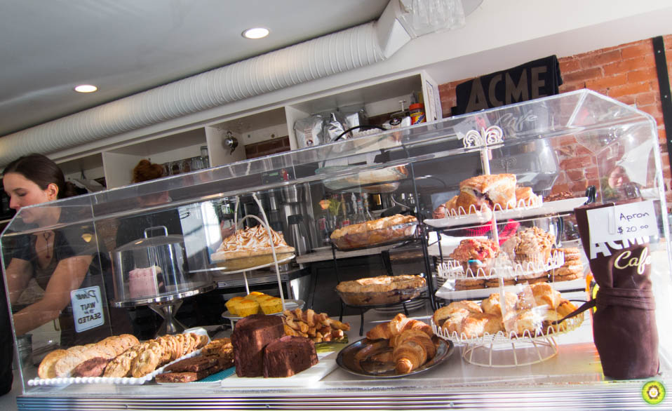 Baked Goods Display