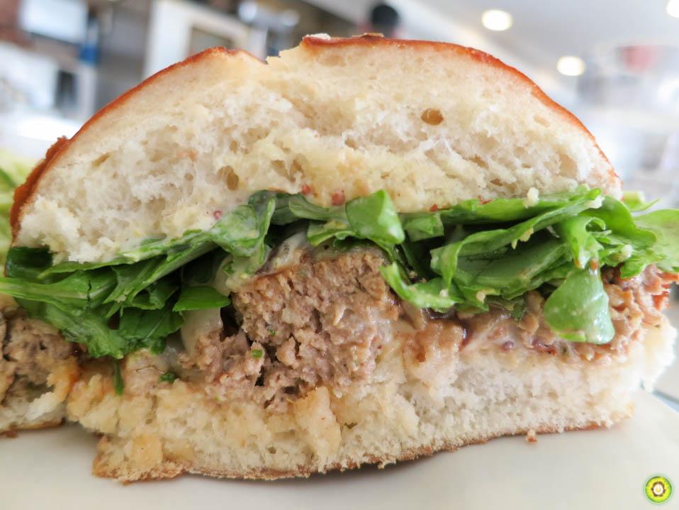 Meat Loaf Sandwich