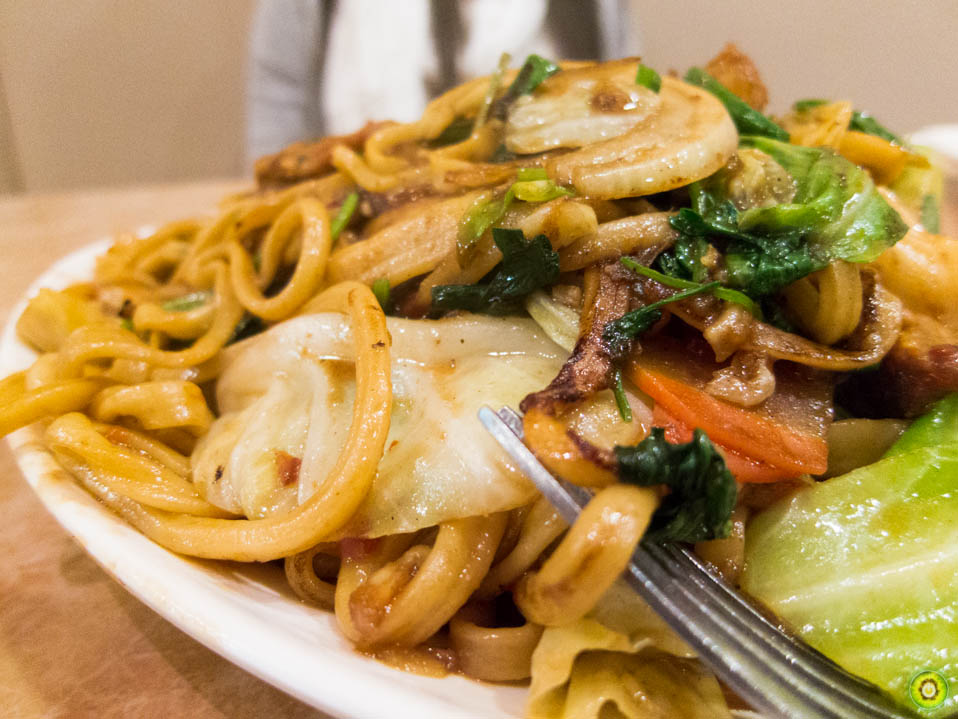 Peaceful House Stir-Fried Noodles
