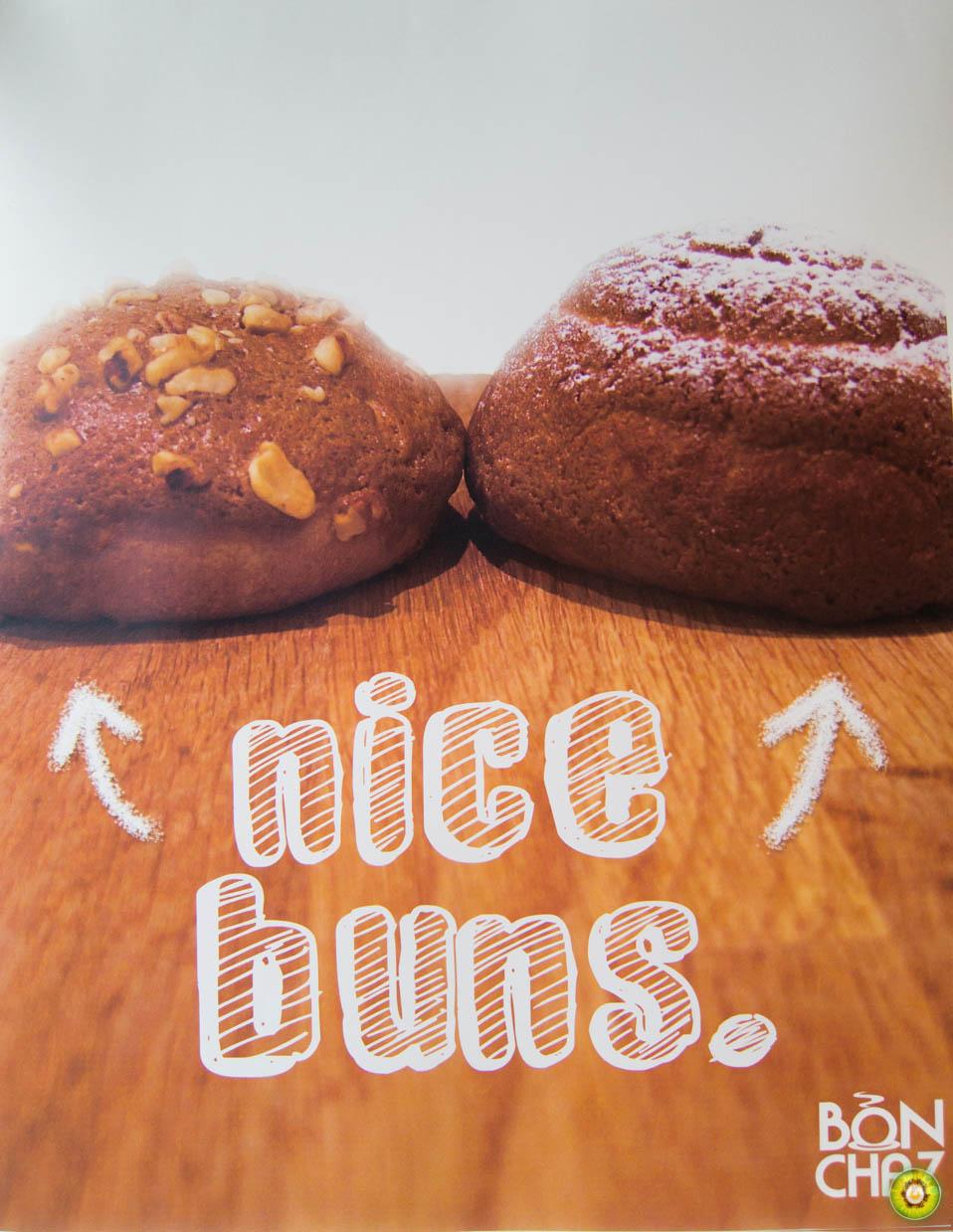 Nice Buns!