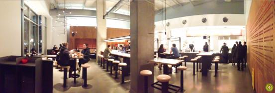 Chipotle Interior