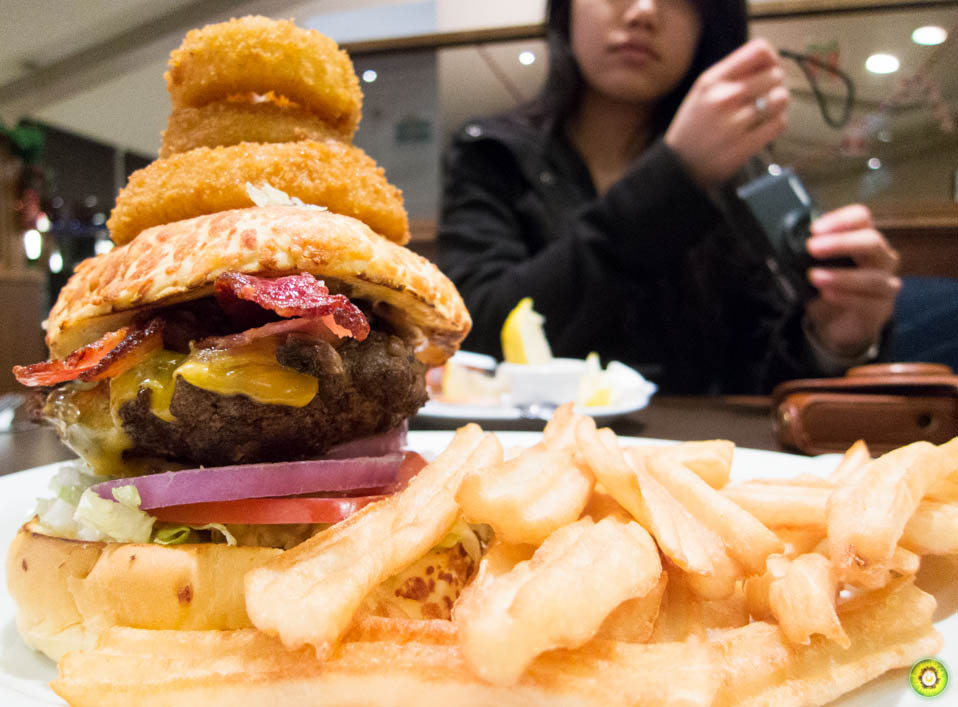 The Ring Burger