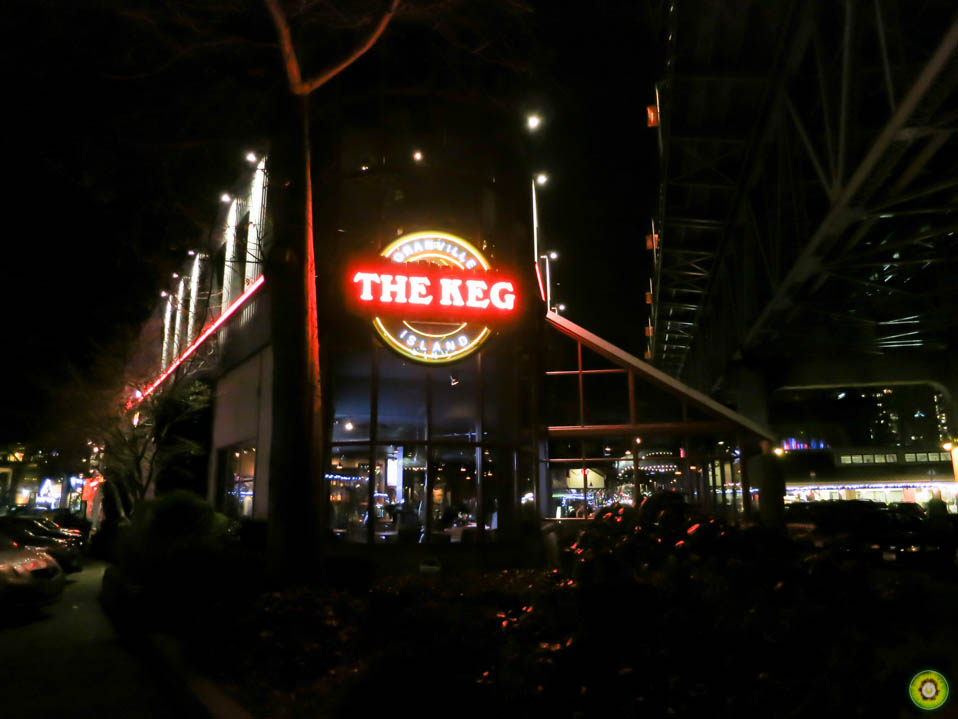 The Keg on Granville Island