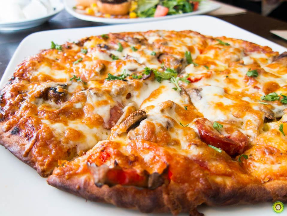 8th Avenue Pizza