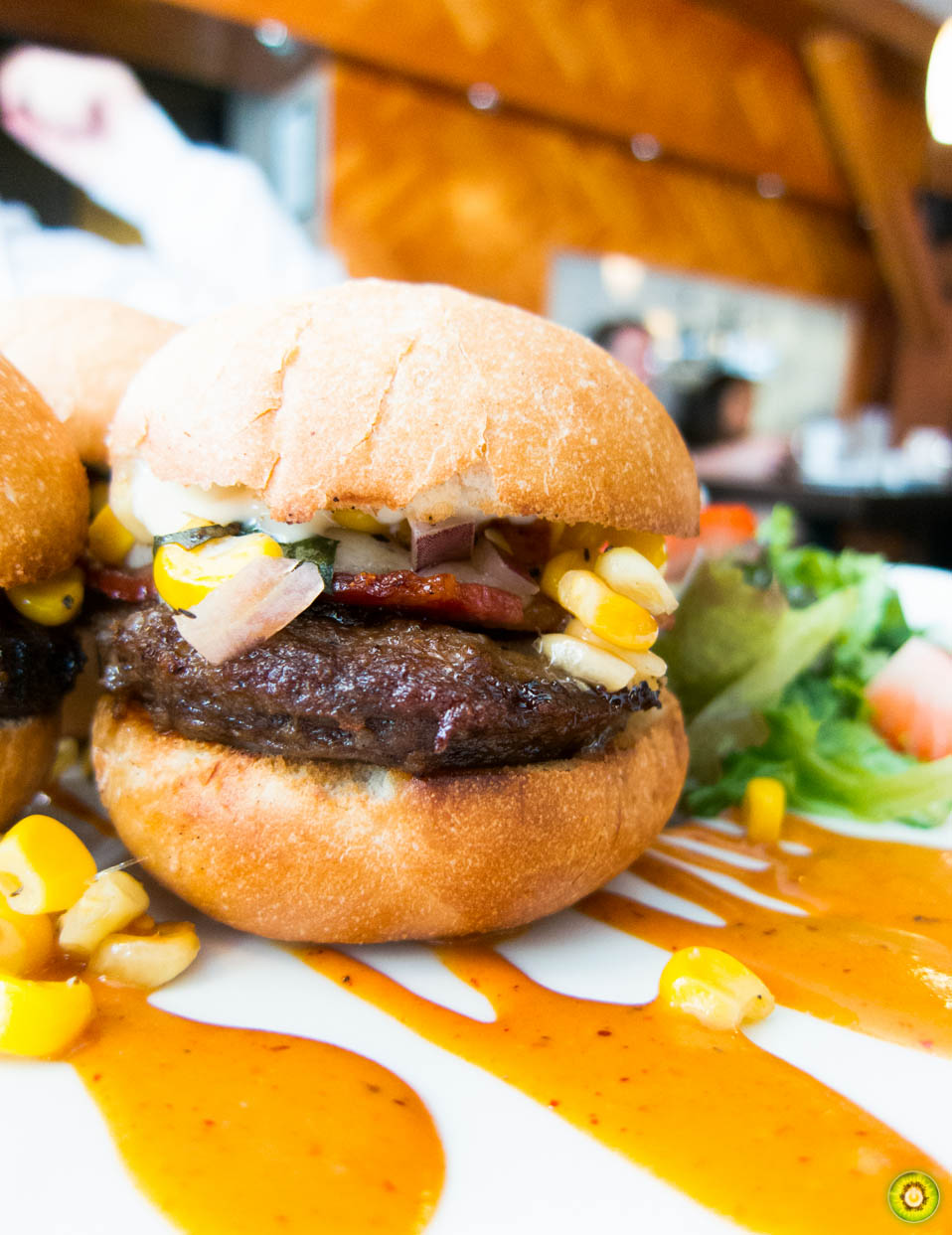 Pacific Bacon Sliders