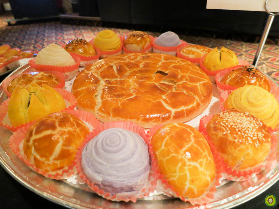 Variety of Delectable Pastries