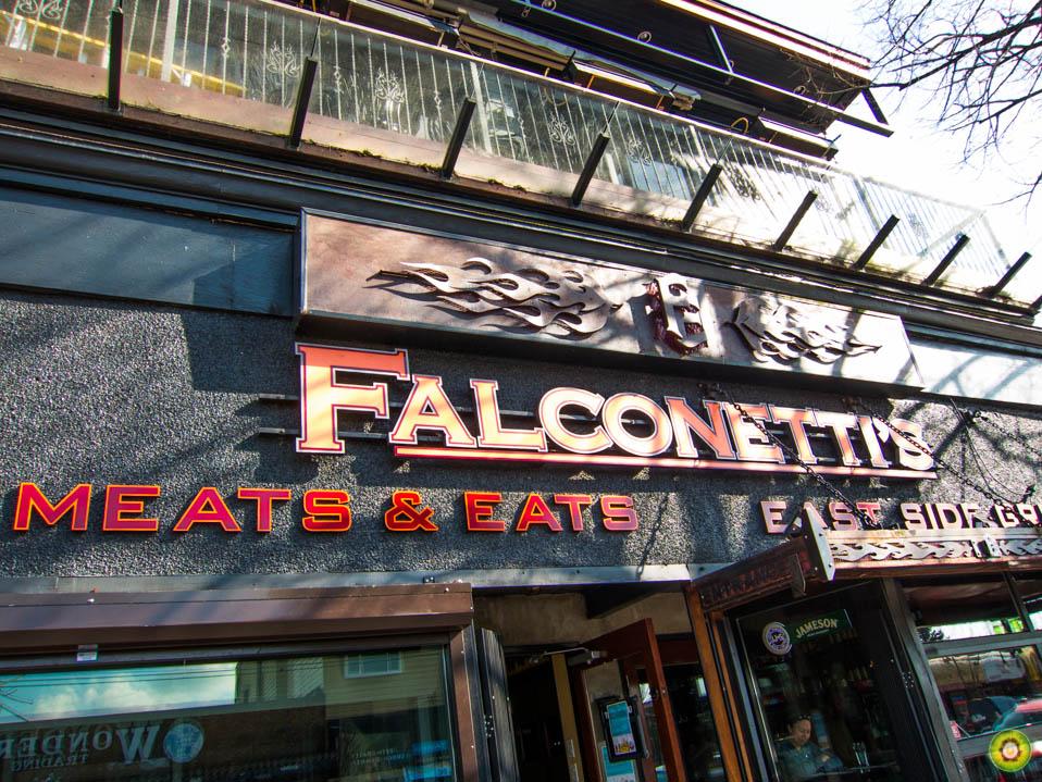 Falconetti's East Side Grill