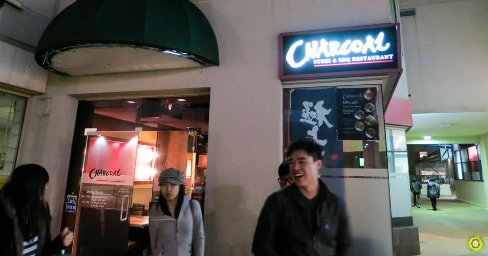 Charcoal Sushi & BBQ