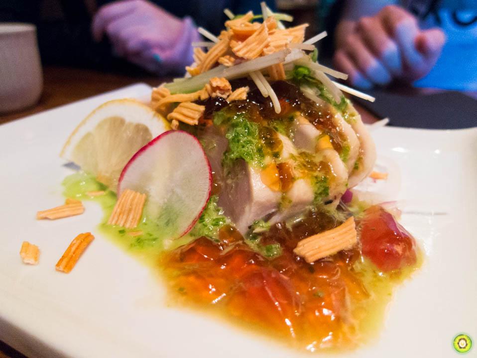 Tuna Salt Tataki