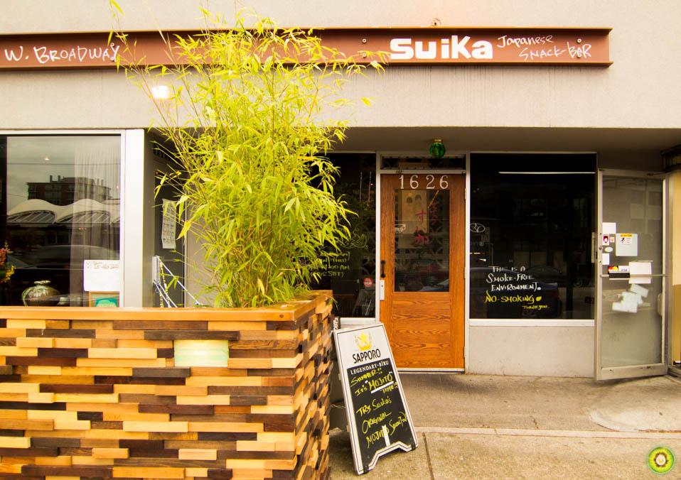 Suika Japanese Snackbar