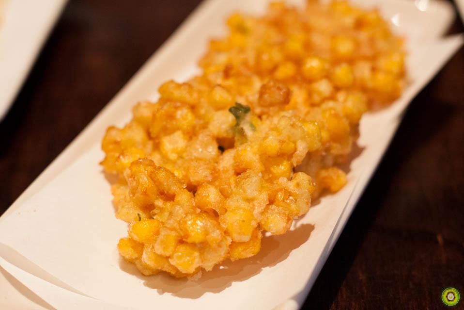 Corn Kakiage