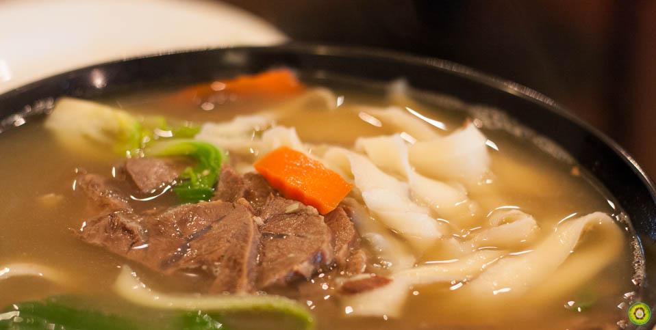 Beef & Veg Noodles