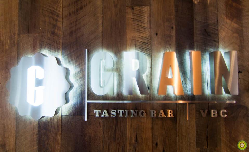 Grain Tasting Bar