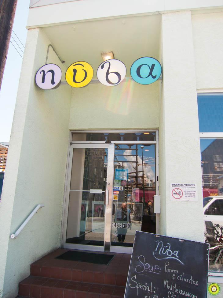 Nuba Café