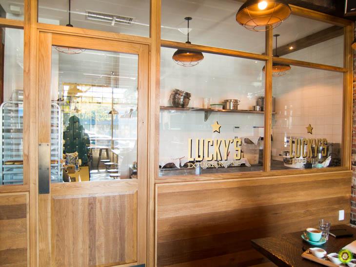 Lucky's Doughnut Shop