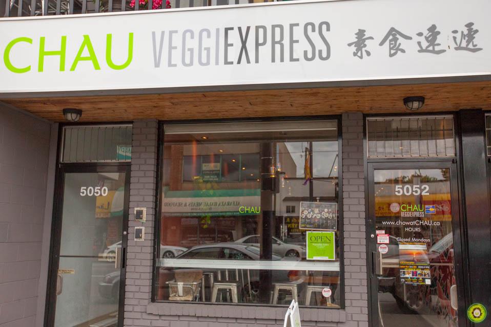 CHAU VeggiExpress Front