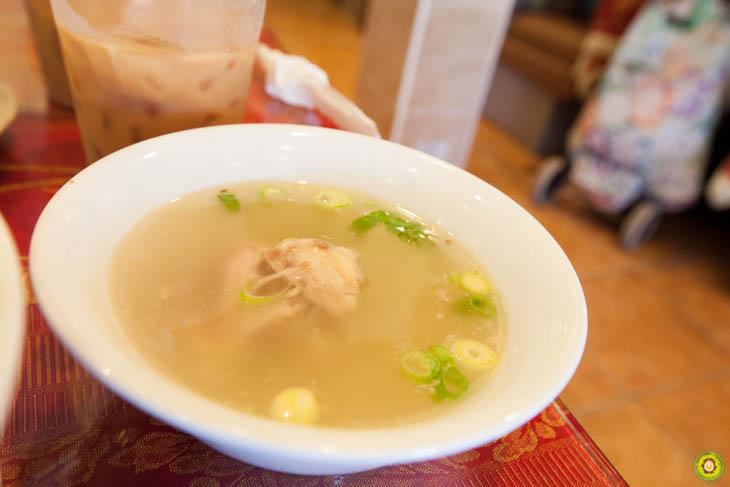 Accompanying Soup