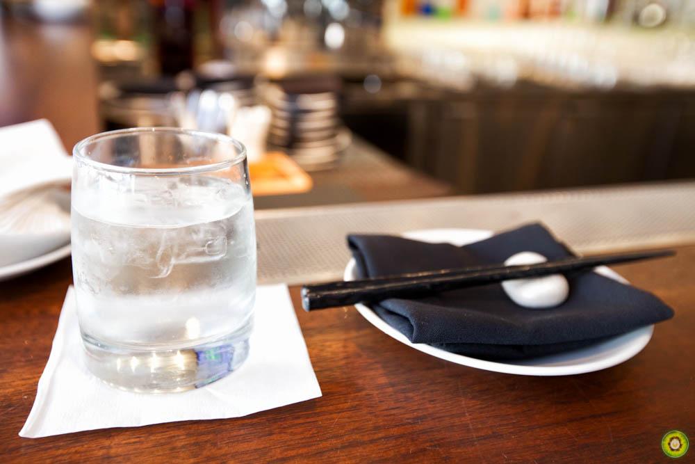 Water & Chopsticks