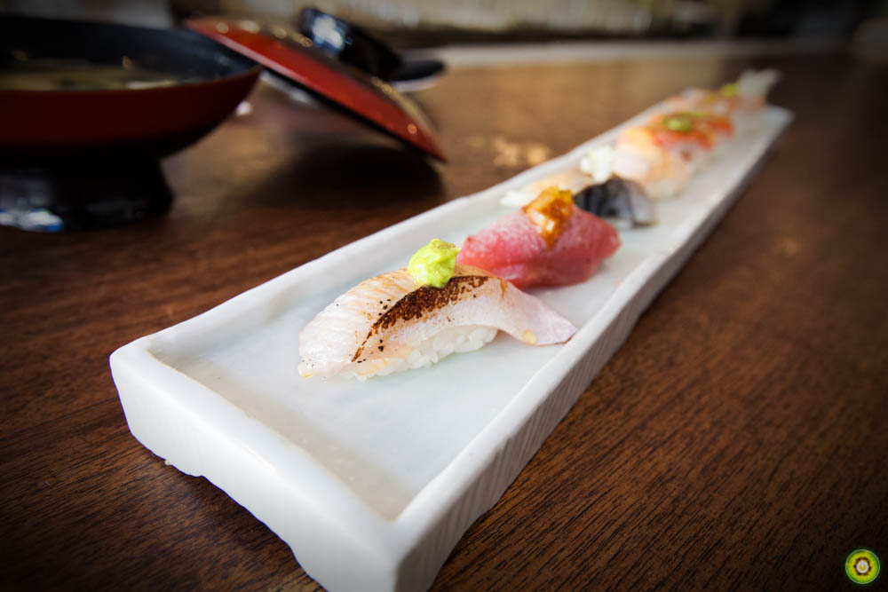 Sushi Lunch Aburi