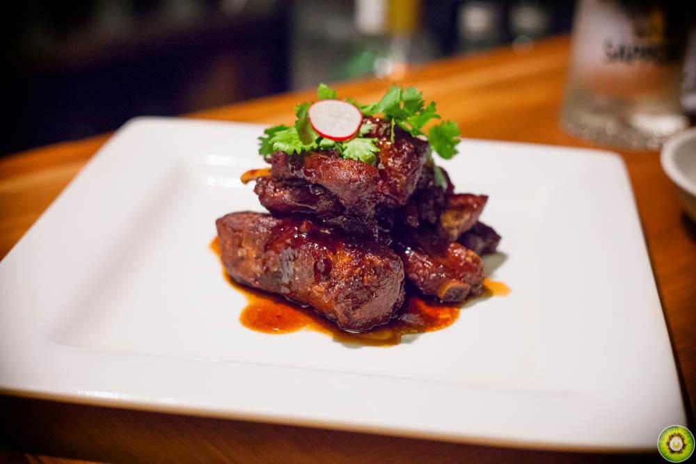 Dynamic Balsamic Sweet  Sour Pork Rib
