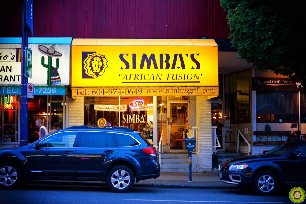 Simba's Grill