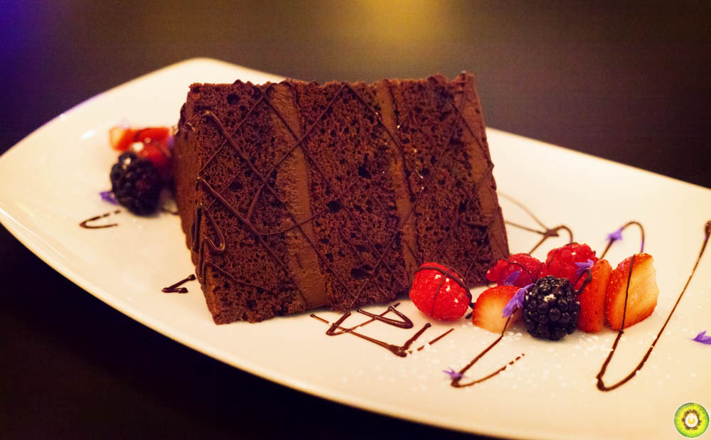 Mosaic Signature Chocolate Cake