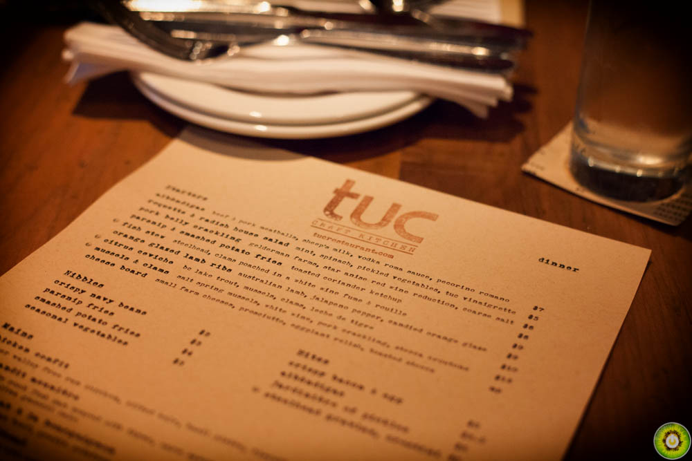 Tuc Craft Kitchen Tuc Ing Awesome Food Foodobyte
