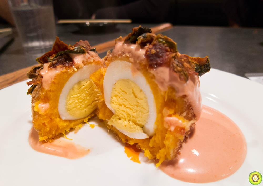 Sweet Potato Coroquette