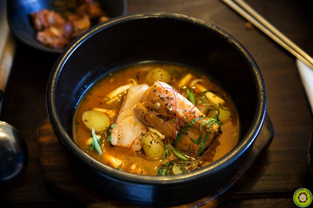 Gamja tang Soup