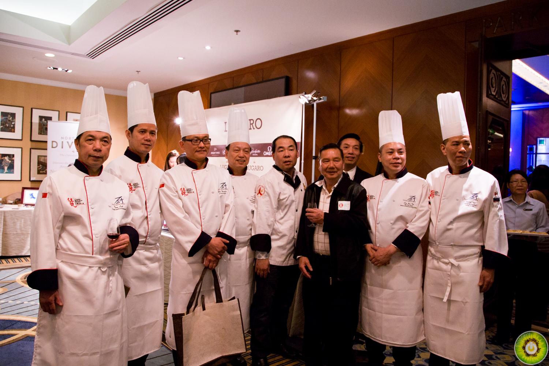 Chefs Dynasty Seafood Restaurant Bankstown Nsw