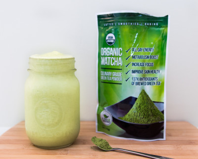 <strong>Organic Matcha Powder GIVEAWAY:</strong> The Winner!