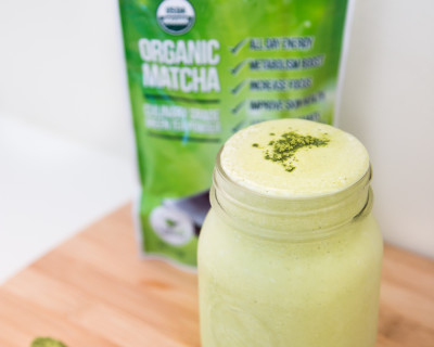 <strong>Kiss Me Organics:</strong> Organic Matcha Review