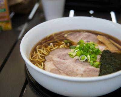 <strong>Takayama Ramen:</strong> Food Court Ramen